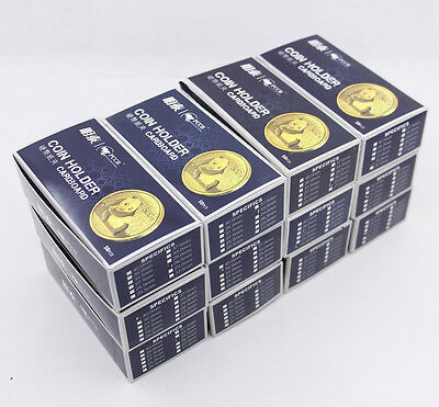 Wholesale Lot 600 Pcs Coin Holders Cardboard Storage Paper Case Supplies New