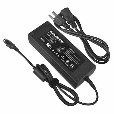 4-PIN PSU AC DC Adapter For SUNY MODEL PD24-6 PD246 Power Supply Cord Charger