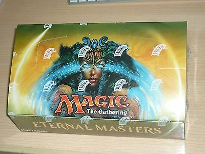 MTG Magic The Gathering Eternal Masters - Booster Box (new and sealed)
