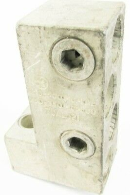 GE TCAL121 Breaker Lug General Electric TCAL 121 1200A Lugs (LOT OF 3)