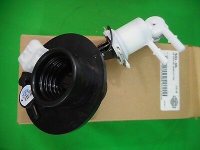 NOS Harley-Davidson Top Plate Assembly P/N 75069-08A Centerfill Fuel Tank OEM