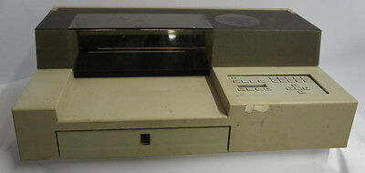 Vintage Hp Hewlett Packard 7550A Desktop Graphics Plotter Printer Hp-Ib Hpib