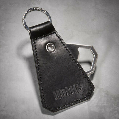 Harley Davidson Bar & Shield Key Chain Fob Bottle Opener ** Made In Usa **