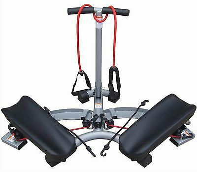ThighGlider Exercise Machine Total Fitness Thigh Glider Hips Toner NEW IN BOX
