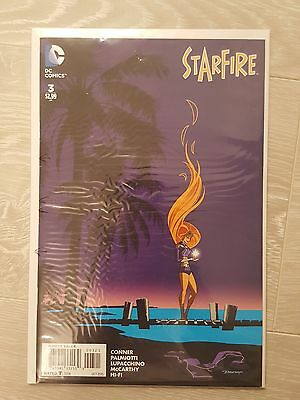 Brand New | Starfire #3 - Cooke Variant - (Oct 2015, DC)