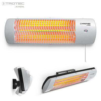 TROTEC Infrared Radiant Heater IR 1500 S