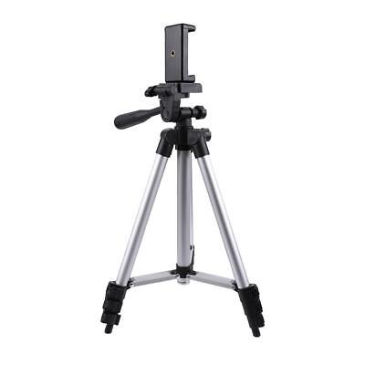 Professional Camera Phone Tripod Stand Holder Mount For iPhone Samsung HTC + Bag