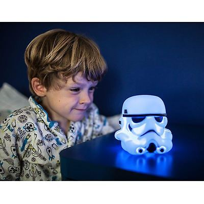 Star Wars Stormtrooper Illumi-Mate Colour Changing Night Light New