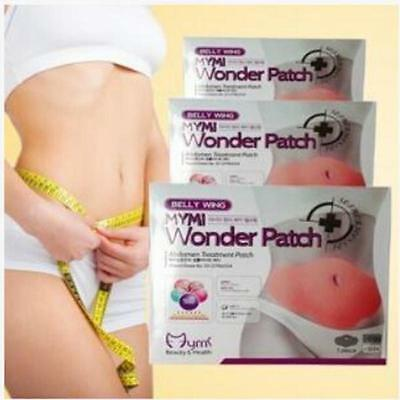 5/10/15pcs Slimming Patch Belly Abdomen Weight Loss Fat burning Slim Patch