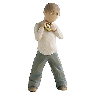 Willow Tree Heart of Gold Boy Figurine NEW