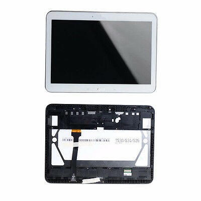 Display originale Samsung Galaxy Tab 4 10.1 2015 SM-T533 display LCD+Touch+Frame
