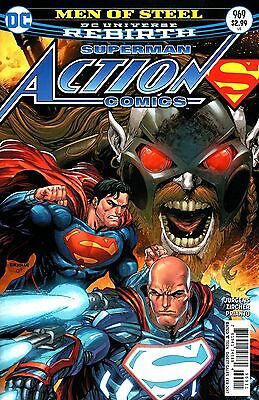 ACTION COMICS #969 (DC 2016 1st Print) COMIC