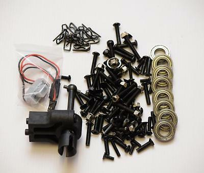 Losi dbxl  Mixed Screw Pack With Full Wheel Bearing set