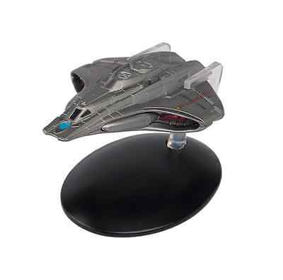 Federation Mission Scout Ship -english  Metall Modell Diecast #80 Star Trek