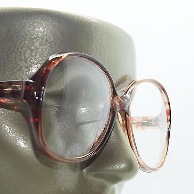 4973b700bcf Bifocal Huge Oversize Statement Bold Tortoise Brown Frame Reading Glasses  +1.75