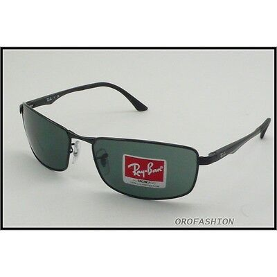 Sonnenbrille Ray Ban NEW - RB3498 002/71 61 Black