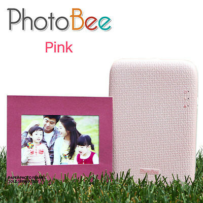 PhotoBee All-in-one Cartridges-1 Box of 3 Packs(3 Color Ribbon& 36 Photo sheets)