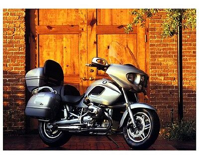 2003 BMW R1200CL 1200 Motorcycle Factory Photo ca6031
