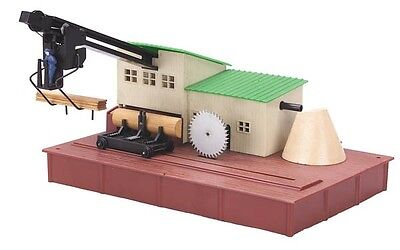 MTH 35-90001, Fully Assembled, Operating No. 23796 Saw Mill