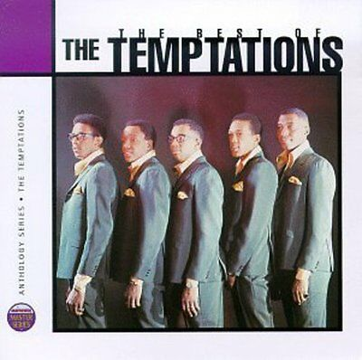The Temptations - Anthology: Best of [New CD] Holland - Import
