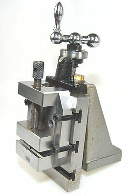 Milling Slide & Machine Vice Compatible With  Myford Lathe