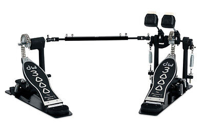 DW 3000 Series Double Bass Drum Pedal - DWCP3002
