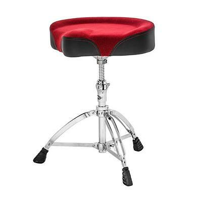 Mapex T765A Saddle Drum Throne - Red
