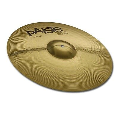Paiste 16in 101 Brass Crash Cymbal