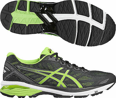 Asics GT 1000 5 Mens Running Shoes - Black