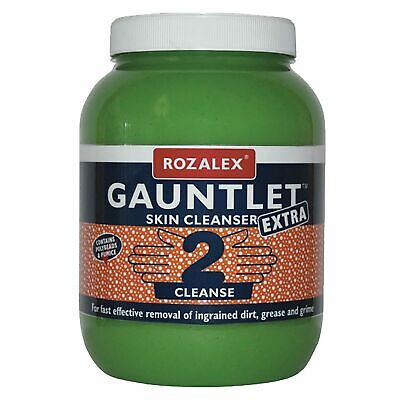 Rozalex Gauntlet Natural Lime Extra Heavy Duty Hand Cleanser/Cleaning In 3 Litre