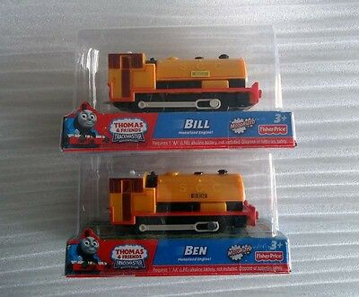 NEW Thomas & friend train trackmaster Battery Ben and Bill