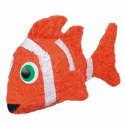 Clown Fish Pinata for Birthday Fete Party Game