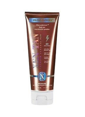 Xen-Tan Sunless Daily Tanning INS-TAN-TANEOUS Med/Dark 236ml Instantaneous Tan