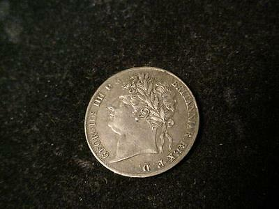 1826 Great Britain Maundy 4 Pence Au+
