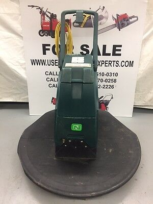 Used Nobles Carpet Cleaner Hot Water Extractor Rug Shampooer Cleaning Machine