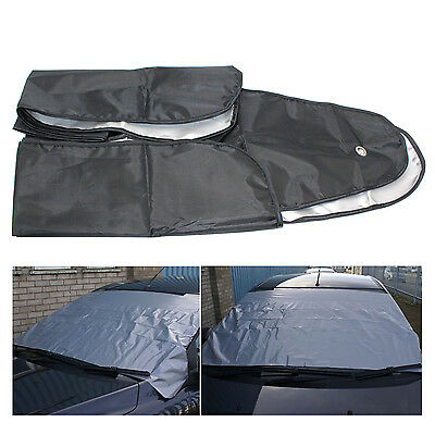 Car Windscreen Cover For Ice & Snow - Frost Shield - Winter Window Protector