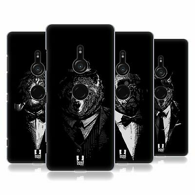 Head Case Designs Classy Animals Hard Back Case For Sony Phones 1
