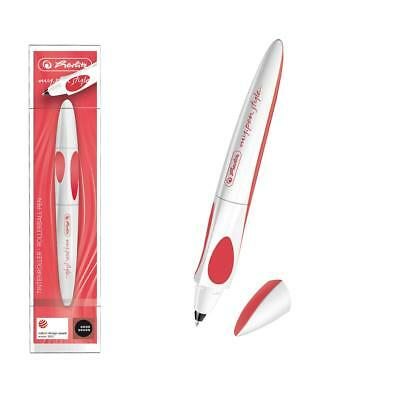 "Herlitz Tintenroller ""my.pen"" / ""Glowing Red"""