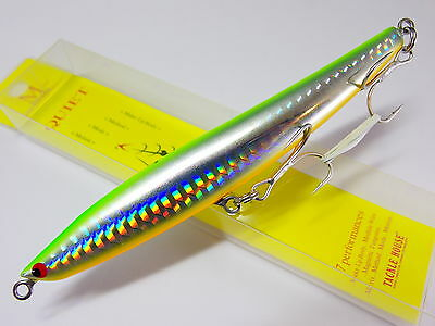 TACKLE HOUSE - M QUIET 118mm 12g #104 SH CHART BACK OB