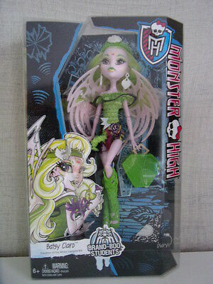 Monster High - Batsy Claro - Brand-Boo Students - NEU & OVP