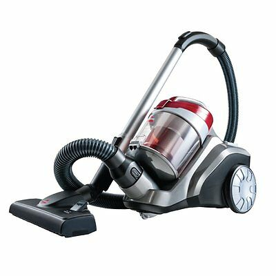 Bissell PowerForce 1539A Cylinder Vacuum Cleaner - 1 Year Bissell Warranty