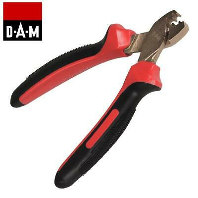 Dam Effzett Crimping Plier And Crimps - Sea - Coarse - Fishing