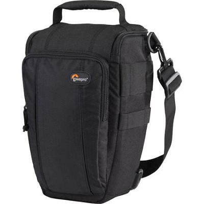 Lowepro Toploader Zoom 55 AW Bag for DSLR Camera, Black #LP36187