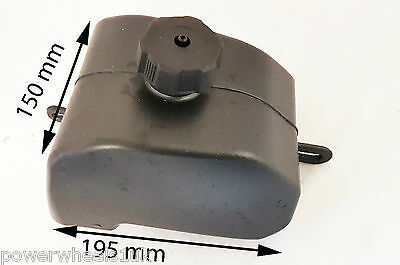 Fut26 Fuel Tank For 110Cc Apollo Orion Aga-4 Quad Bike