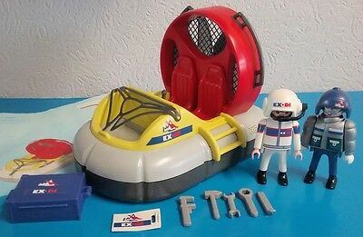 PLAYMOBIL Hovercraft Expedition 3192 Dinosaurier