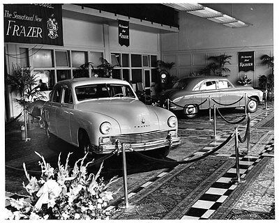 1946 Kaiser Frazer ORIGINAL Factory Photo oad9575