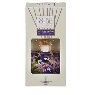 Yankee Candle Signature Reed Diffuser - Midnight Jasmine