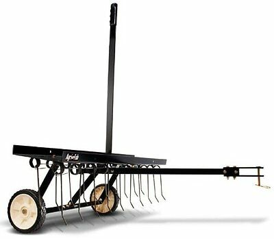 Agri-Fab 40-Inch Tine Tow Dethatcher 45-0294 Brand New!