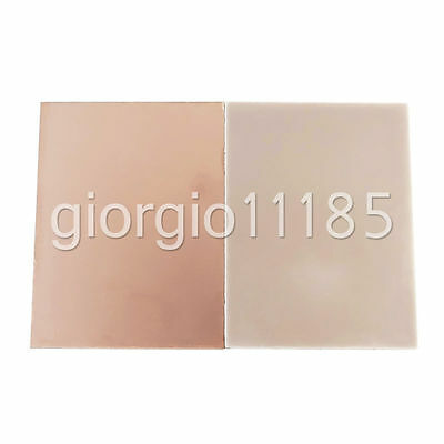 US Stock 5pcs FR4 One Single Side PCB Copper Clad Laminate Board 70 x 90 x 1.5mm
