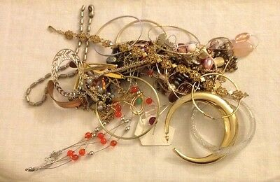 Job Lot of Jewellery for Spares and Repairs - Dec125